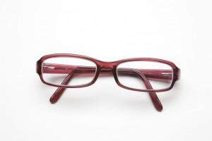 Kunststoffglas Brille